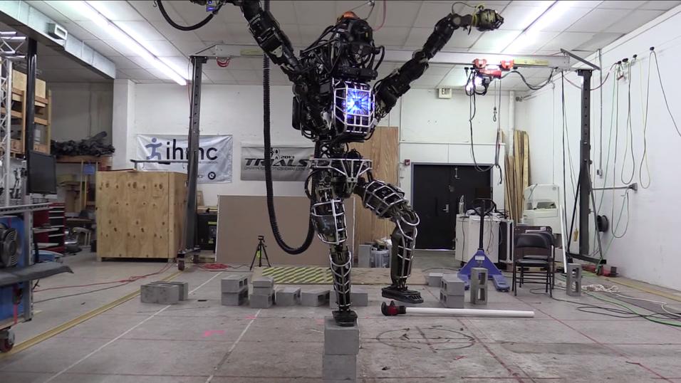 Her hermer Googles menneskelignende robot etter «Karate Kid»