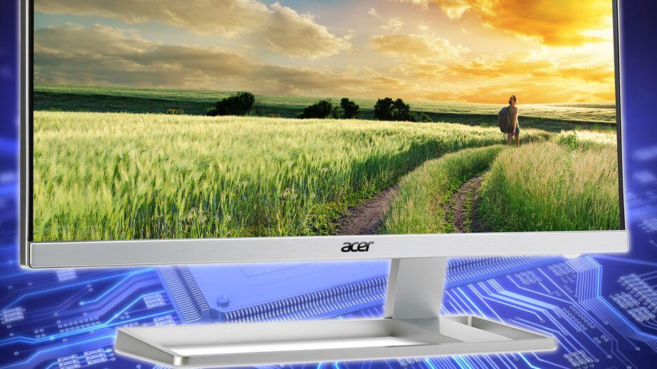 Acer S277HK: Fargesprek verdensnyhet