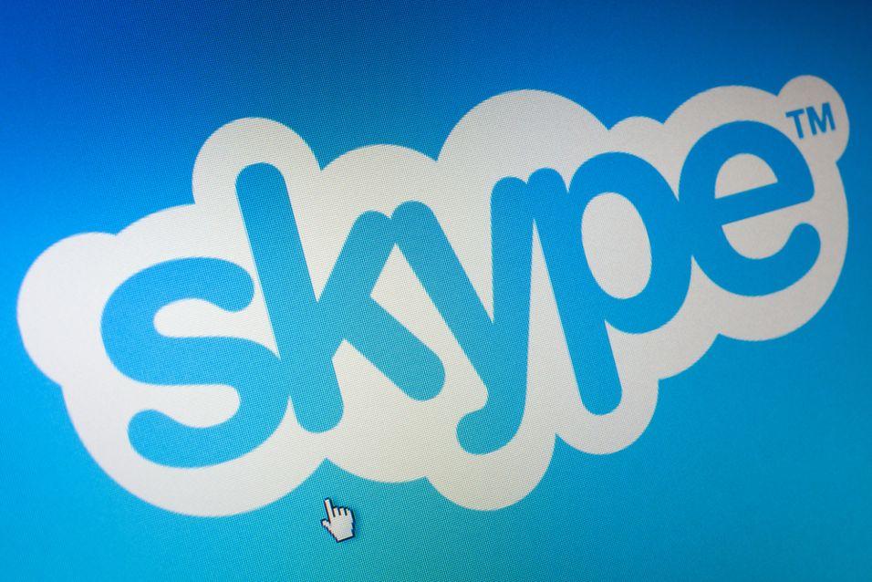 Snart kan du bruke Skype rett i nettleseren