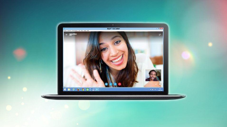 Nå kan du bruke Skype direkte i nettleseren