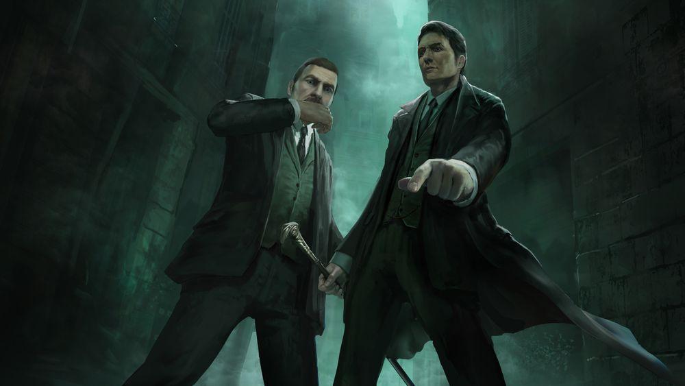 ANMELDELSE: Sherlock Holmes: Crimes & Punishments