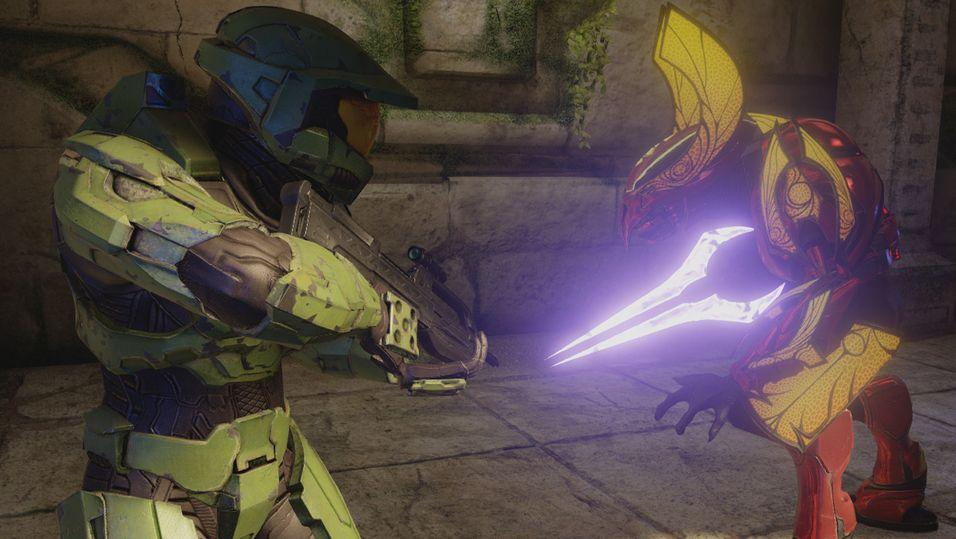 Det har ikke blitt så mye onlinespilling for de Halo-frelste.