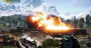 Vi har tatt en håndfull skjermbilder fra Far Cry 4