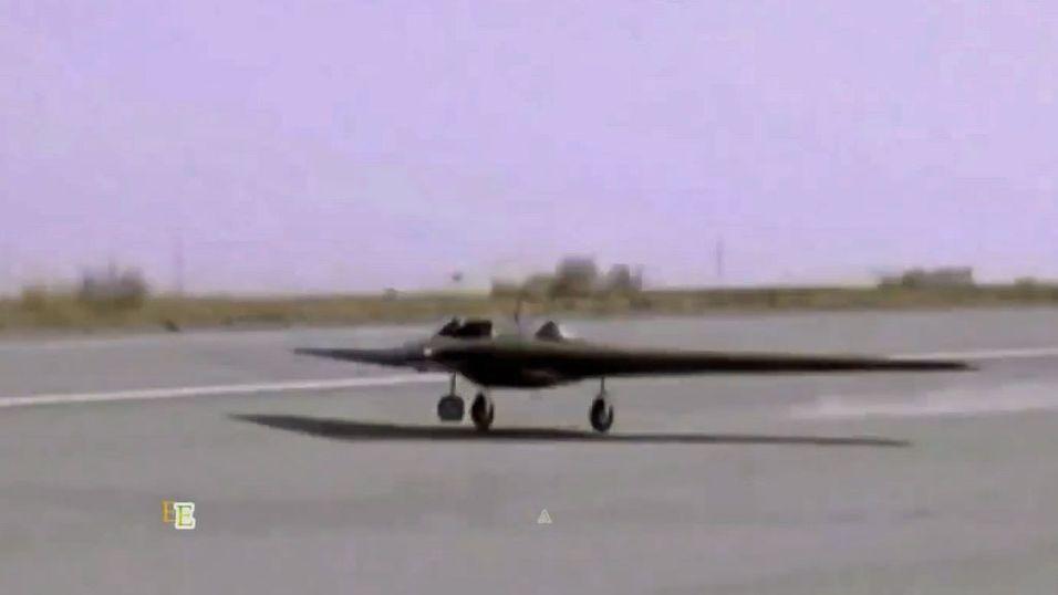 Iran skal ha kopiert USAs drone