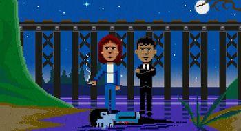 Maniac Mansion-skaparane tar oss med tilbake til 1987