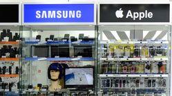 Nå blir erkekonkurrentene Apple og Samsung enda mer avhengige av hverandre