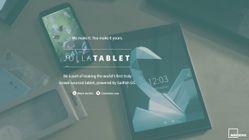 Folkefinansieringen av Jolla Tablet langt over mål på noen timer