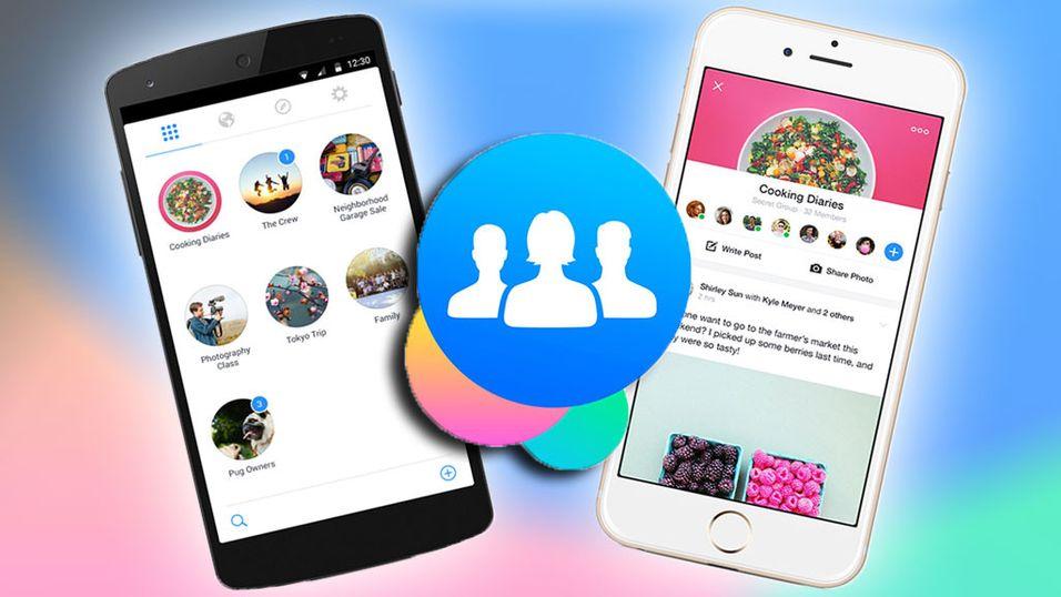 Nå kan du laste ned enda en Facebook-app