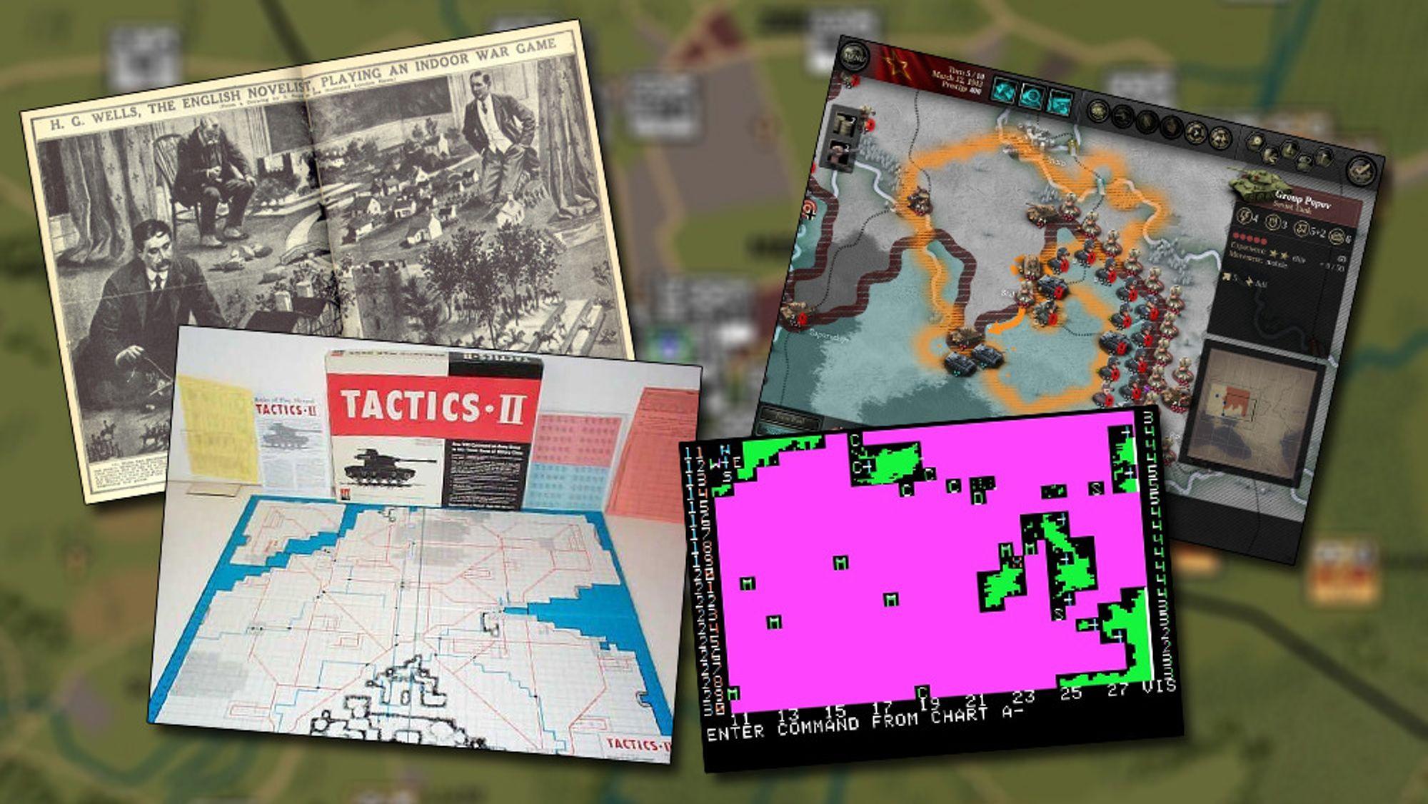 FEATURE: Fra avanserte brettspill til moderne dataspill