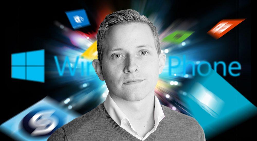 Øystein har ikke brukt Windows aktivt siden 2005. Nå får han ikke lov å røre Mac eller iPhone på én måned.