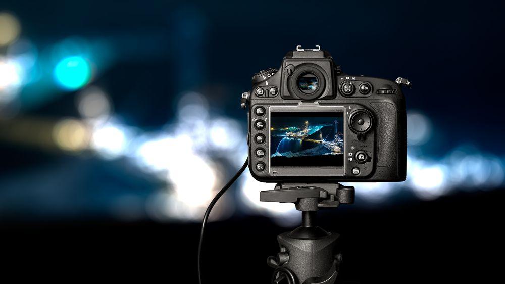 GUIDE: Slik virker et kamera