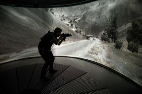 Omnideck 6 kan også brukes uten VR-briller.