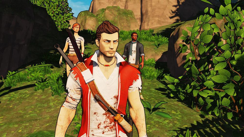 ANMELDELSE: Escape Dead Island