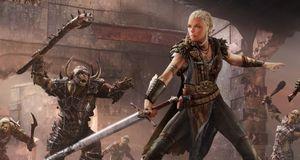 Nå kan du spille som en kvinne i Middle-earth: Shadows of Mordor
