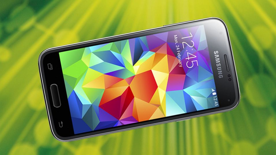Se om du vant en Samsung GalaxyS5mini