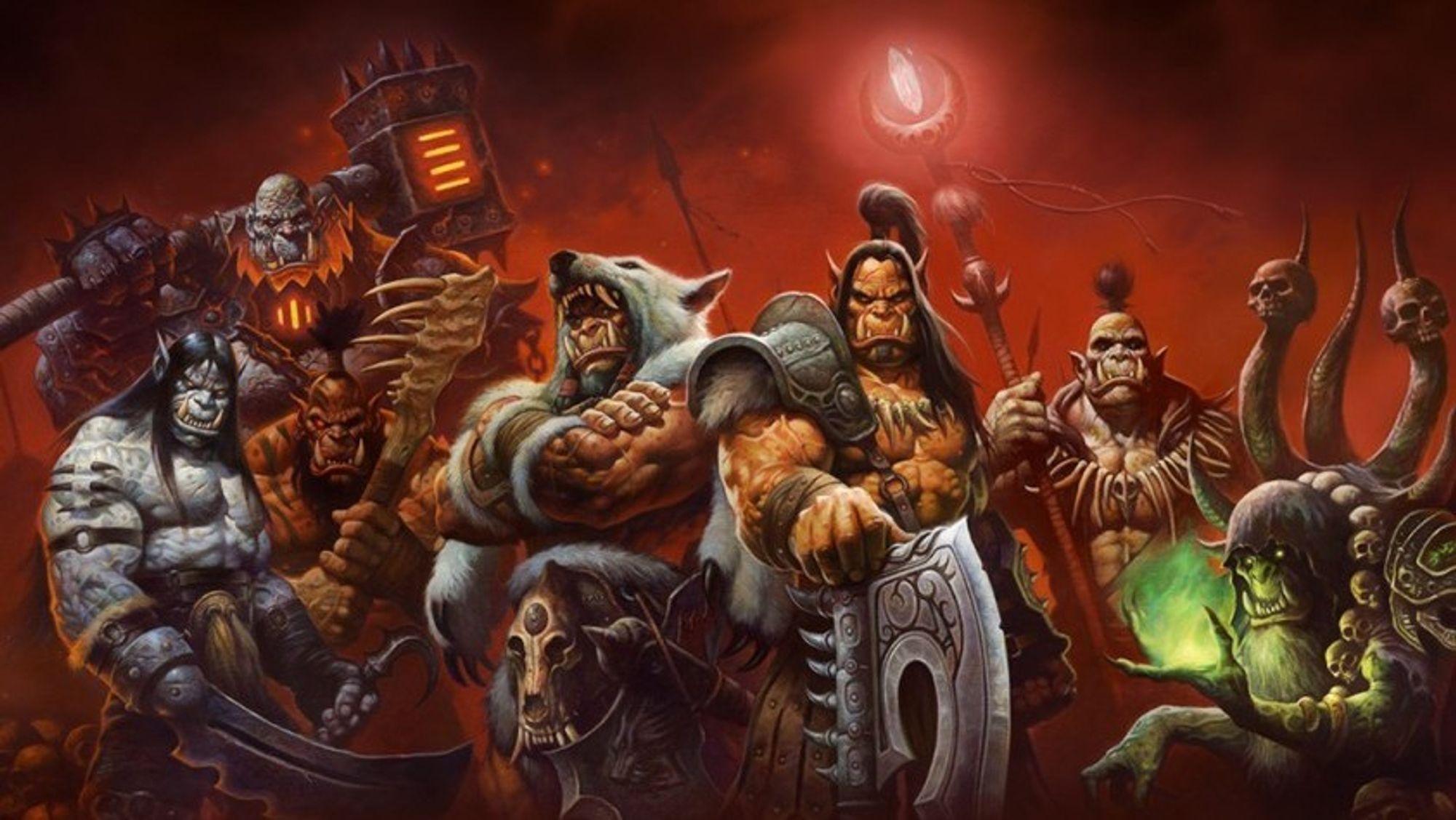 Les Spelarane flokkar tilbake til World of Warcraft
