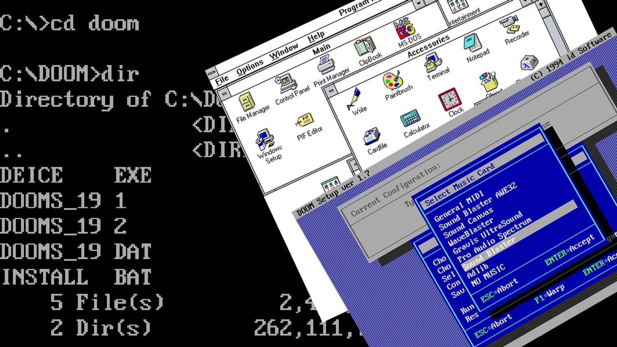 Les Slik var det å være PC-gamer på nittitallet