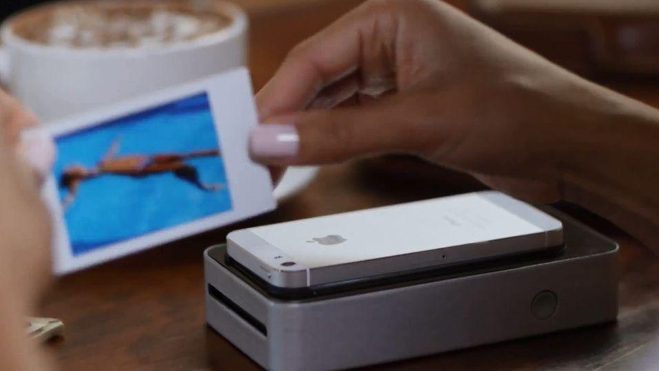 Printer du ut mobilbildene dine?