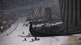Vikingane legg ut på tokt i Total War: Attilas første ekspansjon.