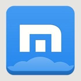 Slik ser Maxthon-ikonet ut.
