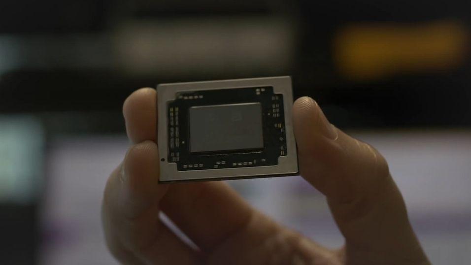 Denne nye AMD-brikken skal gi bedre spillgrafikk