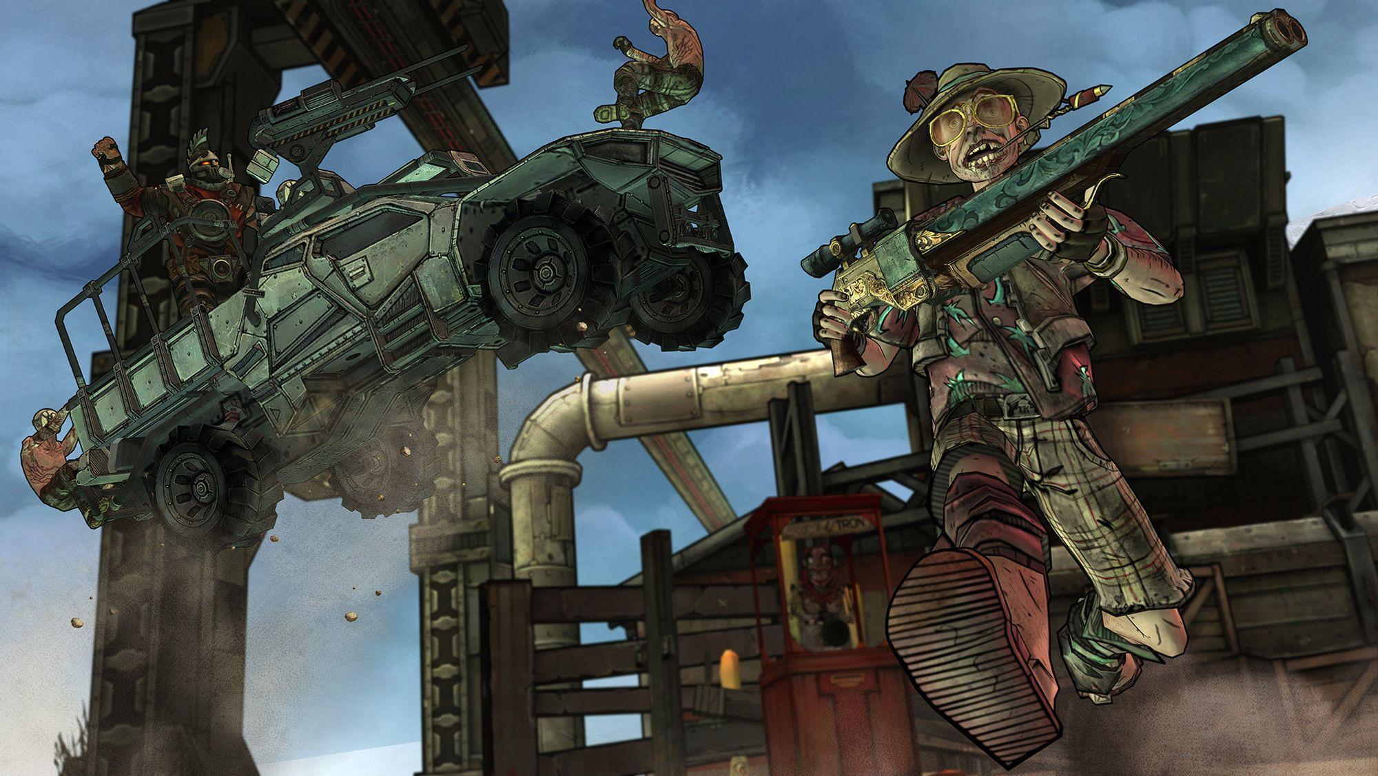 Les Tales from the Borderlands er lansert på PC
