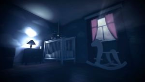 Fra Krillbits spill «Among the Sleep».