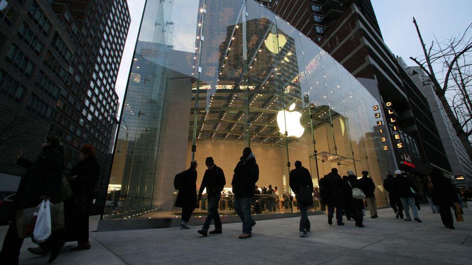 Apples markedsverdi har fordoblet seg under Tim Cooks ledelse