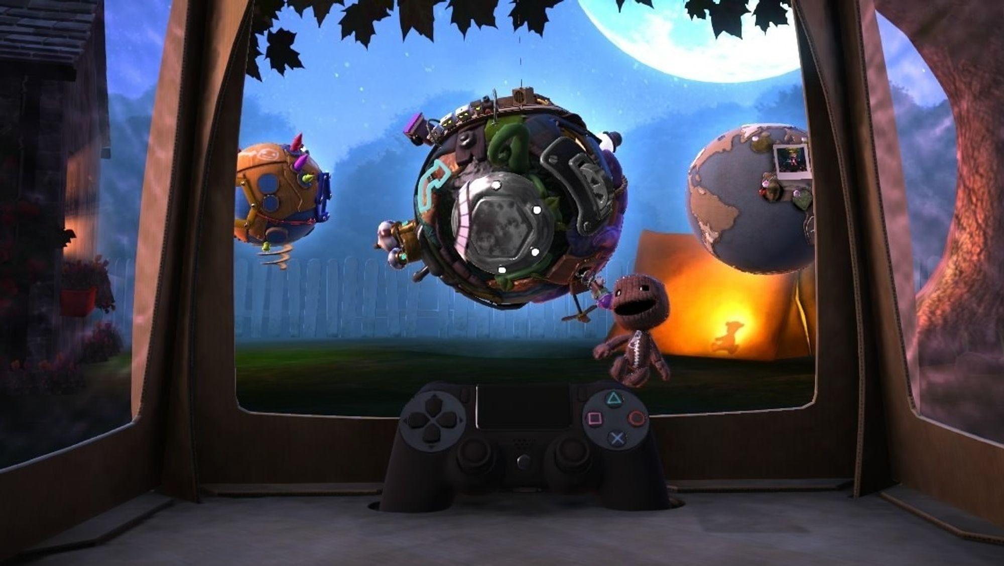 Les Se våre skjermbilder fra LittleBigPlanet 3