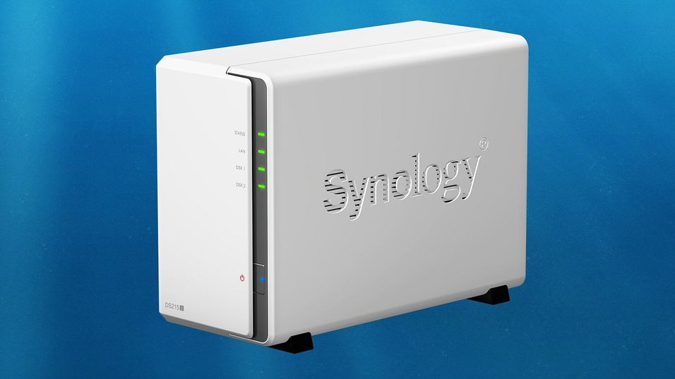 Synology slipper ny nettverksdisk for hjemmebruk