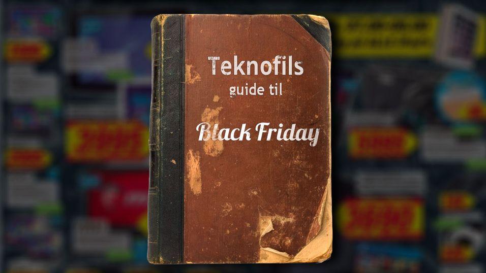 Med overlevelseshåndboka vår, kommer du trygt igjennom fredagen.