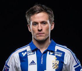 IFK-spilleren Lasse Vibe har jobbet med selvtilliten sin det siste året. Det gjorde ham til toppscorer i Allsvenskan og ga ham plass på det danske landslaget (han scoret i landslagsdebuten).