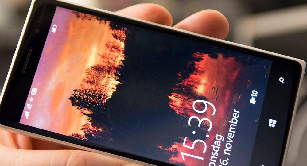 Lumia 830 har lavere skjermoppløsning enn de store toppmodellene, men særlig merkbart i daglig bruk er det ikke.