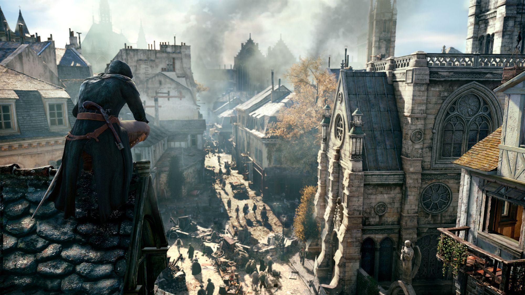 Les Assassin's Creed Unitys sesongpass er kansellert
