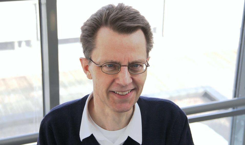 Seniorrådgiver Frode Sørensen i Post- og teletilsynet leder i dag en konferanse om nettnøytralitet.