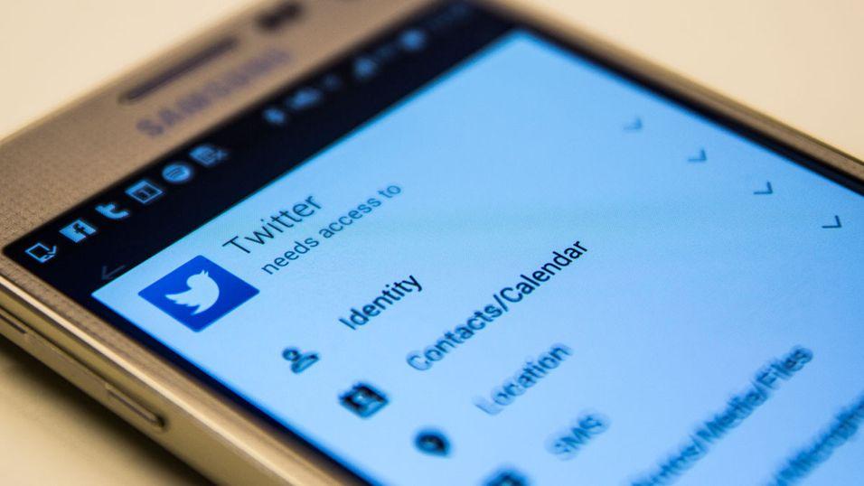 Listen over funksjoner Twitter vil ha tilgang til begynner å bli lang.