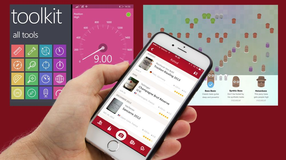 TEST: Her er ukens apper til mobil og nettbrett