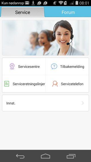 Trenger du hjelp? Med HiCare er hjelpen ikke langt unna. I arbeidstiden kan du snakke direkte med servicefolkene.