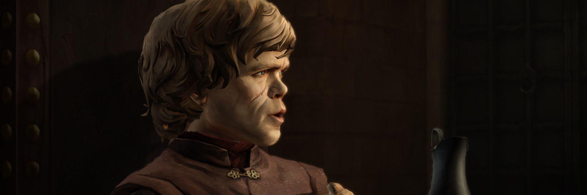 Les Telltales Game of Thrones kommer neste uke