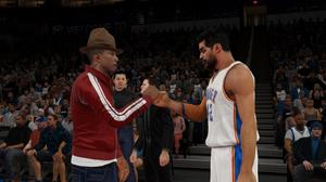 NBA 2K15.
