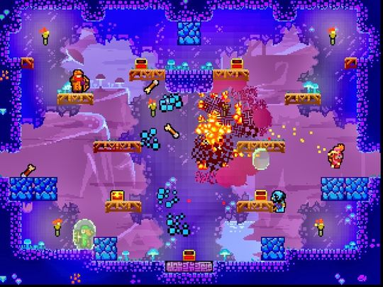 TowerFall Ascension.