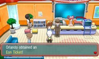 Pokémon-sentrene er stort sett identiske.