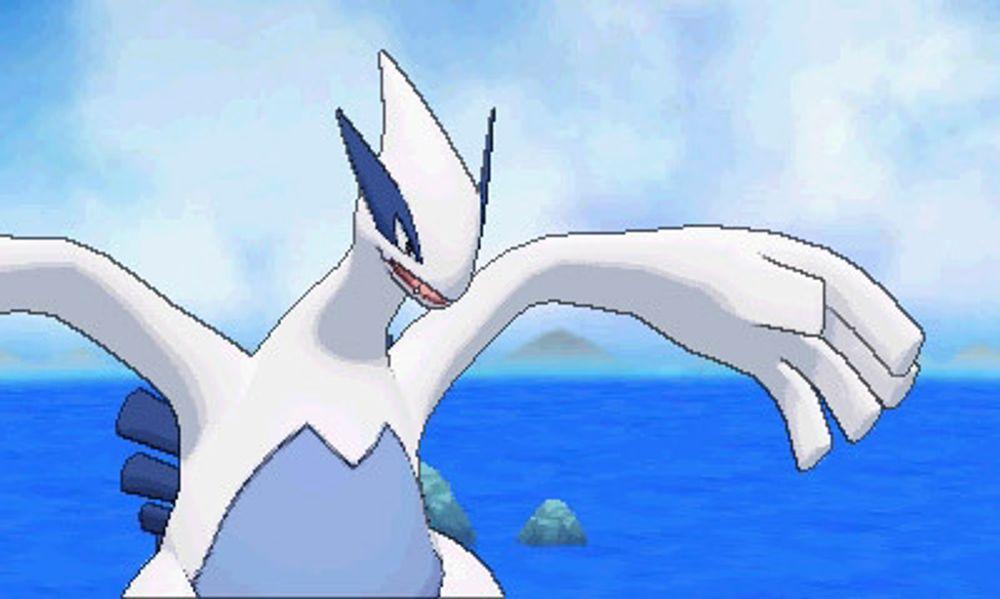 Omega Ruby og Alpha Sapphire har flere legendariske Pokémon spredt utover sent i spillet.