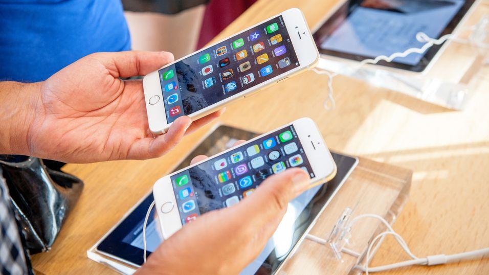 Ny fabrikk skal lage safirskjermer til iPhone