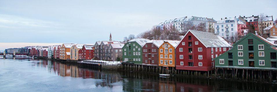 Get har landet den ene kontrakten etter den andre i Trøndelag, blant annet her i Trondheim.