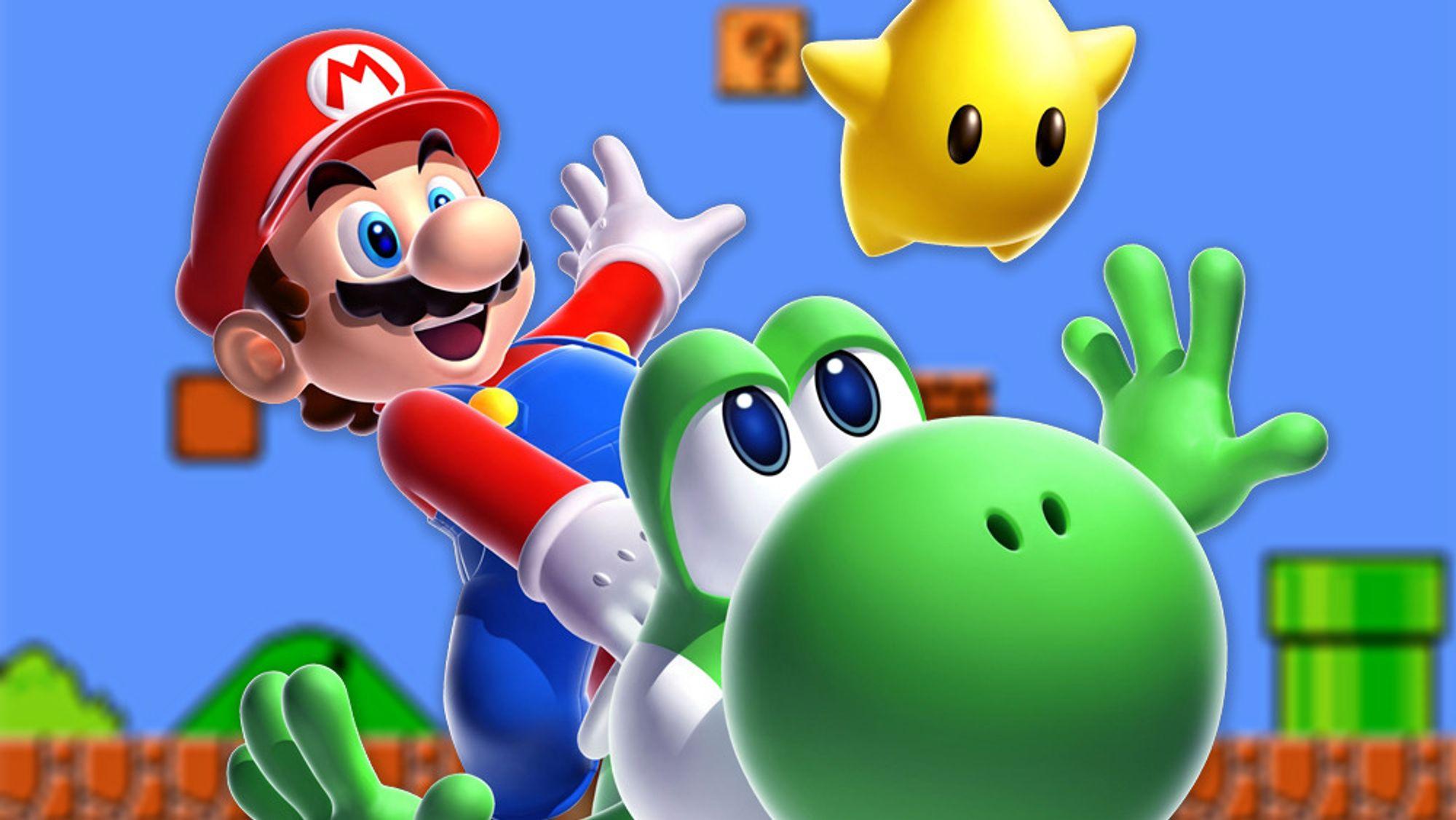 FEATURE: Slik var Mario med på å definere spillmediet