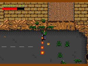 Amiga-versjonen ser ærlig talt betydelig bedre ut.