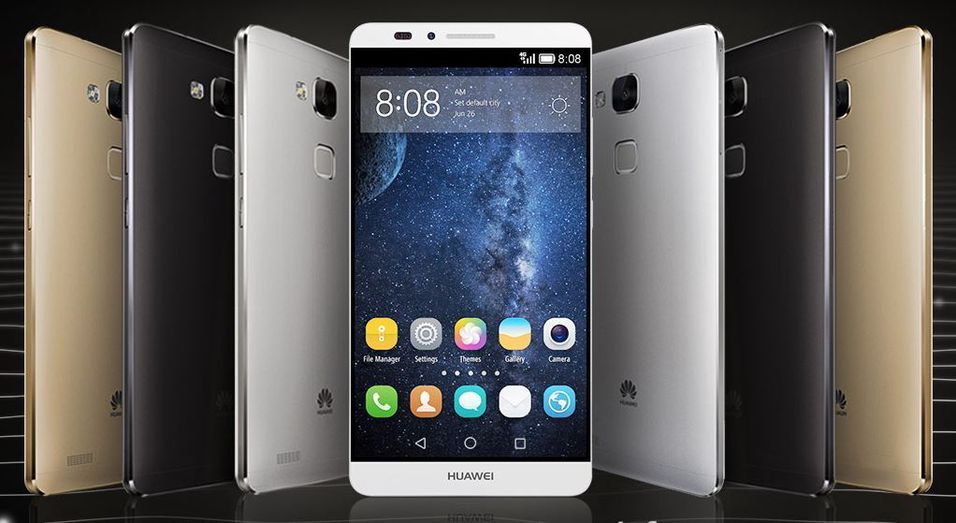Huawei skal trolig lage den neste Nexus-telefonen