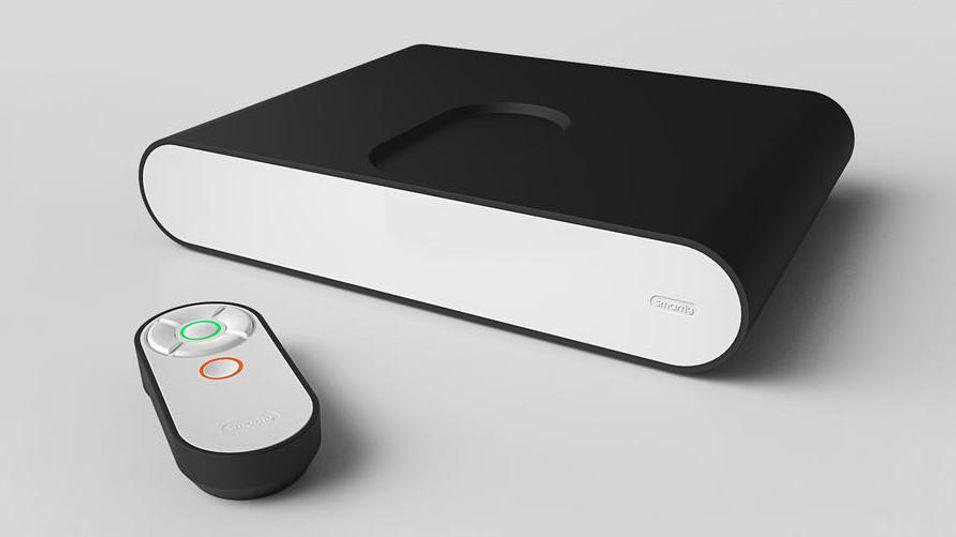 Norsk telemedisin har søkt patent på den innovative fjernkontrollen til Video for alle.