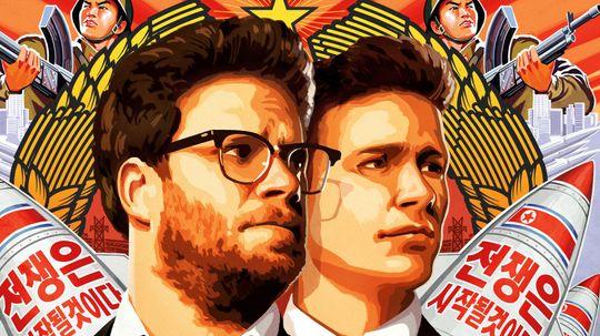 Det var komedien «The Interview» som startet hele rabalderet. Filmen er nå lovlig tilgjengelig i USA.